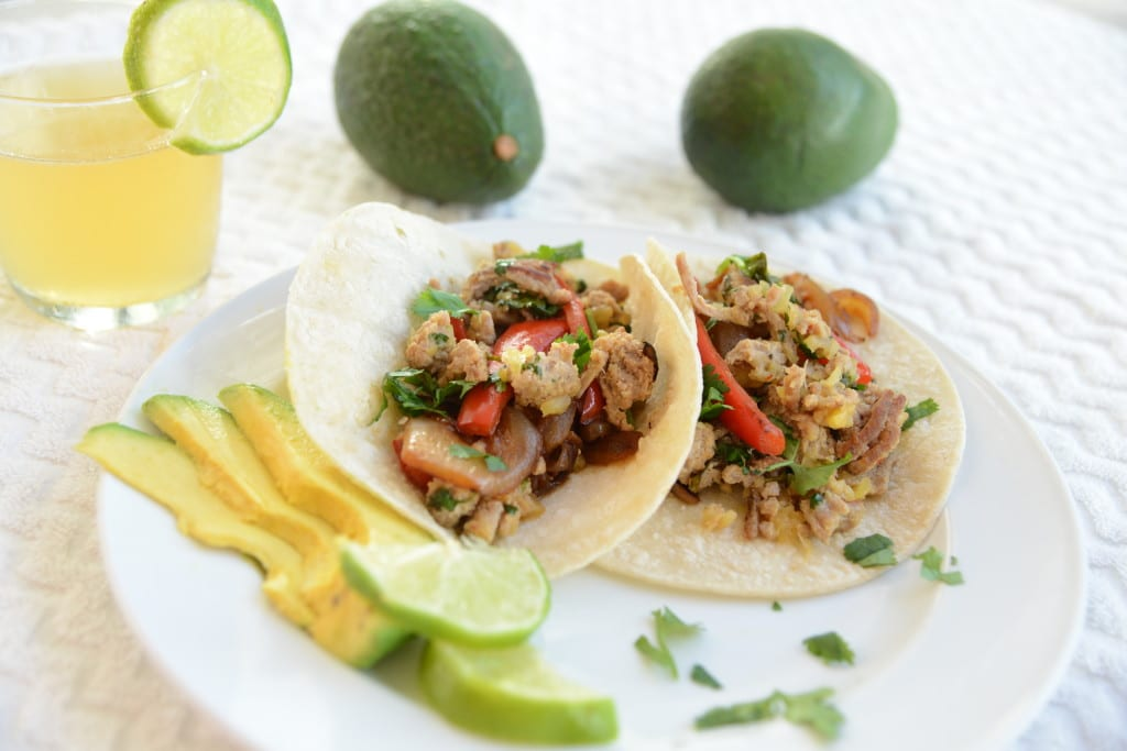 Image of Maui Turkey Tacos