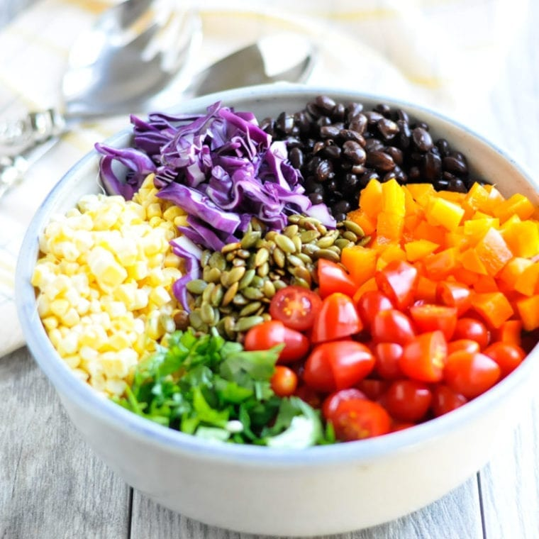 Image of Easy Southwest Quinoa Bowls