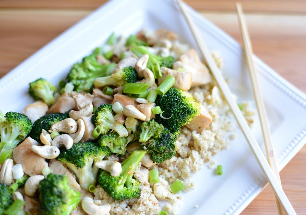 Image of 15-Minute Chicken and Broccoli Stir Fry (Gluten-Free)