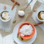Image of Pumpkin Spice Coconut Whipped Cream