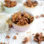 Image of Easy Sweet & Spicy Nut and Seed Clusters