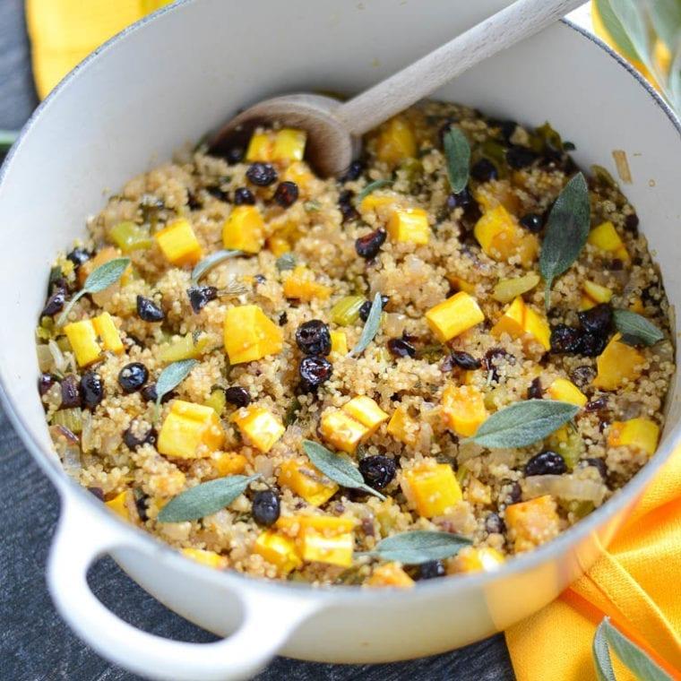 Image of One-Pan Autumn Quinoa