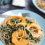 Image of Hearty Winter Pasta with Chicken Sausage & Kale