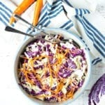 Image of 5-Ingredient Everyday Creamy Cabbage Slaw
