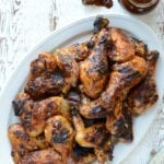 Image of Grilled BBQ Chicken with Naturally Sweetened Sauce