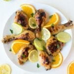 Image of Slow Cooker Citrus Chicken (Pollo Asado)