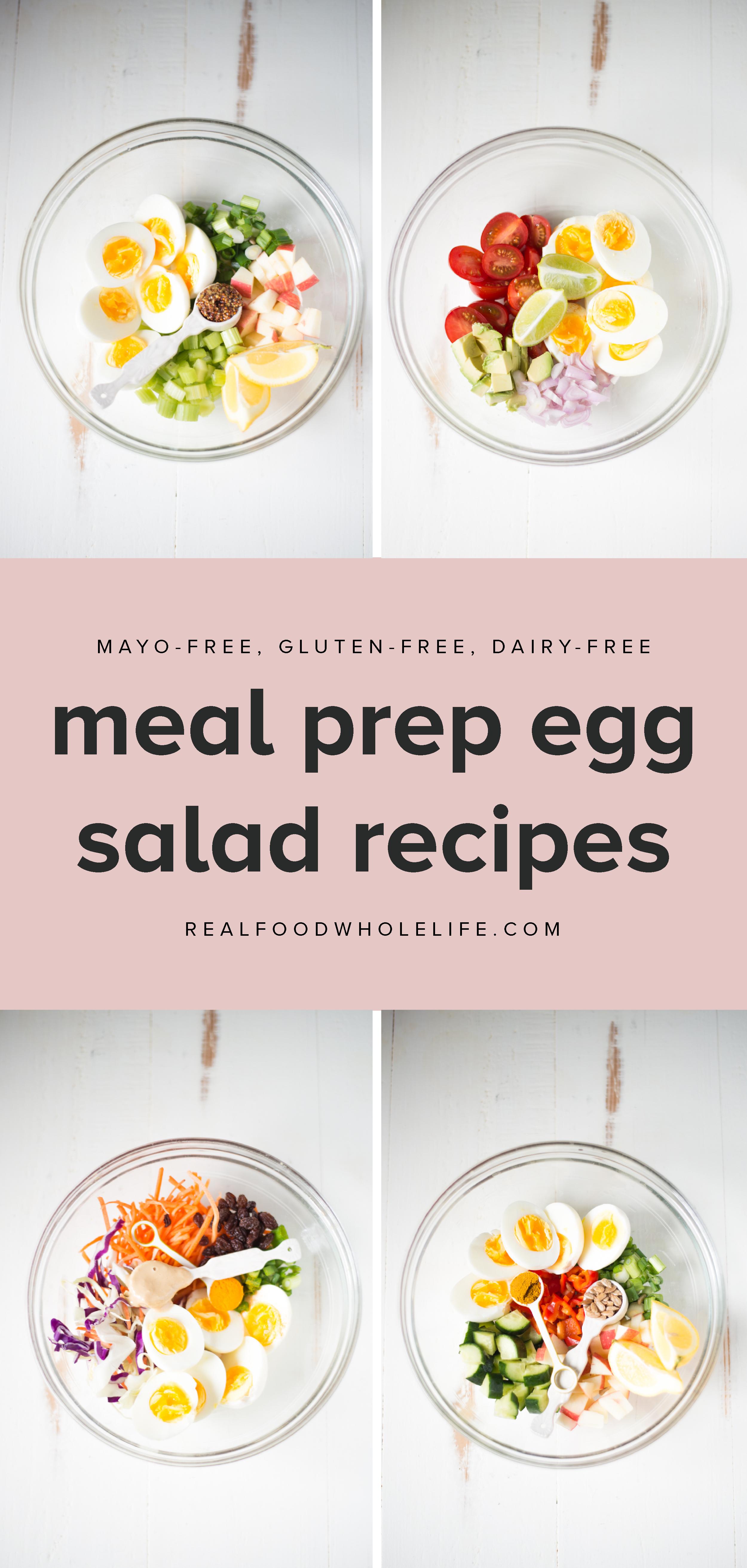 Egg Salad Recipe Gluten Free
