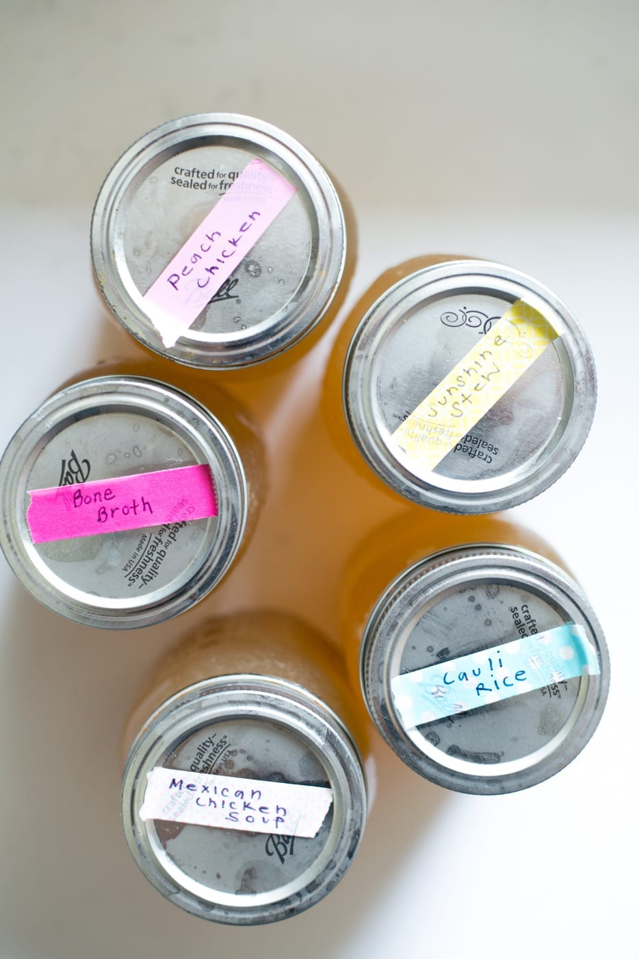 How To Freeze Anything In A Mason Jar Real Food Whole Life