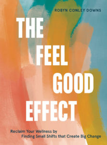 "Radically simple and ridiculously doable, The Feel Good Effect helps you redefine wellness, on your own terms. Drawing from cutting-edge science on mindfulness, habit, and behavior change, author Downs offers a collection of small mindset shifts that allow for more calm, clarity, and joy in everyday life, embracing the idea that ""gentle is the new perfect"" when it comes to sustainable wellness."