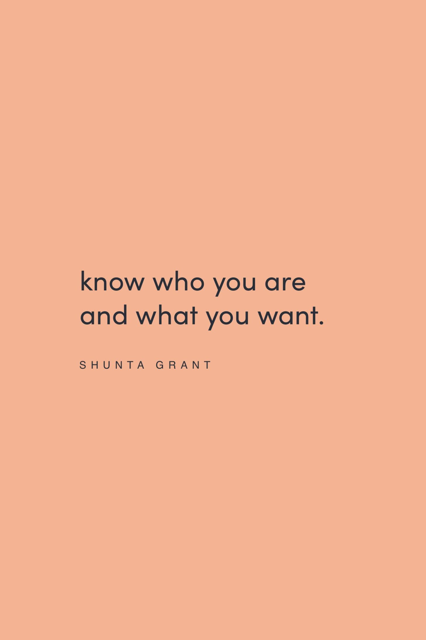 Quote from Shunta Grant